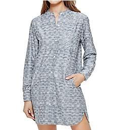 DKNY Bedford Avenue Long Sleeve Sleepshirt 2313484