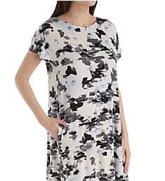 Donna Karan Sleepwear Pristine Floral Sleepshirt D236923