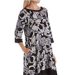 Donna Karan Sleepwear Graphic Sleepshirt D236927