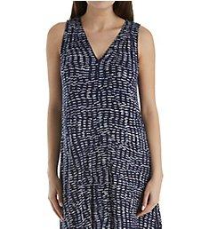 Donna Karan Sleepwear Peacoat Chemise D266919