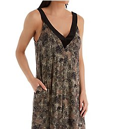 Donna Karan Sleepwear Champagne Long Chemise D366975