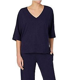 Donna Karan Sleepwear Supima Cotton PJ Set D387304