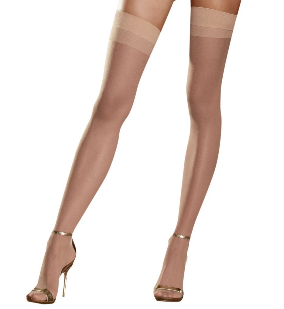 Dreamgirl Sheer Thigh High 0007
