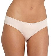 Eberjey Pima Goddess Low Rider Bikini Panty A618X