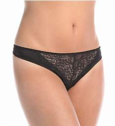 else Lingerie Signature Silk & Lace Thong EC-201T