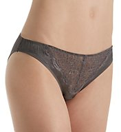 else Lingerie Signature Silk & Lace Bikini Brief Panty EC-329U