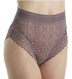 else Lingerie Coachella Lace High Waist Brief Panty EC-335U