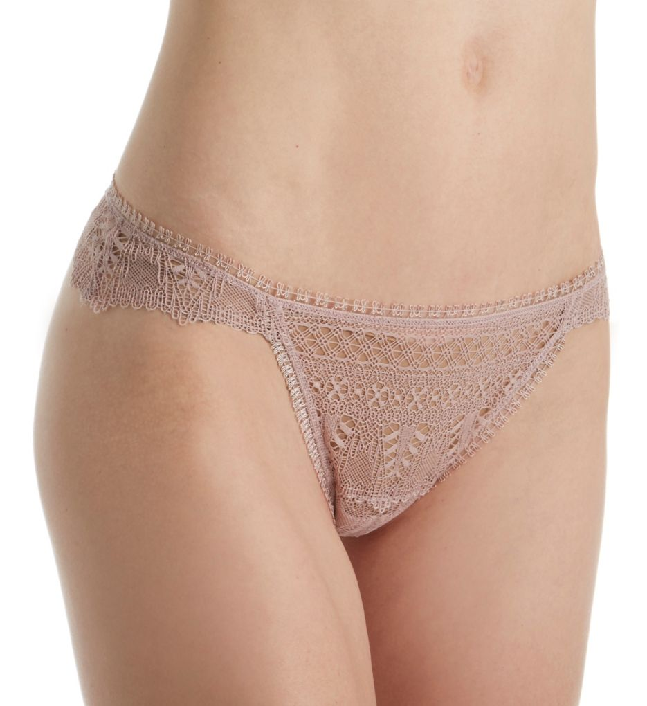 else Lingerie Ivy Lace Thong EC-344T