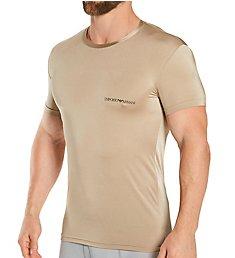Emporio Armani Shiny Microfiber T-Shirt 0351P533