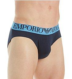 Emporio Armani Metallic Eagle Brief 8147A745