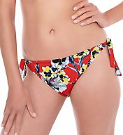 Fantasie Calabria Low Rise Tie Side Brief Swim Bottom FS6259