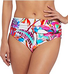 Fantasie Paradise Bay Deep Gathered Swim Brief Bottom FS6480