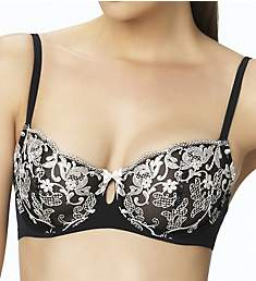 Felina Priscilla Embroidered Bra 110019