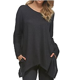 Felina Riley V-Neck Poncho Top 900348