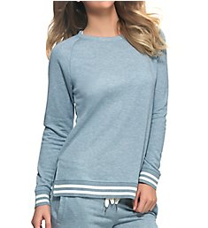 Felina Geena French Terry Raglan Sweatshirt 900366