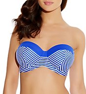 Freya Tootsie Jetset Underwire Bandeau Bikini Swim Top AS3603J