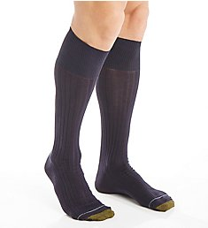739830b8d Gold Toe Canterbury Over The Calf Dress Socks - 3 Pack 794H
