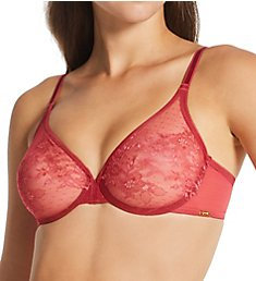 Gossard Glossies Lace Sheer Bra 13001