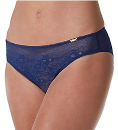 Gossard Glossies Lace Sheer Brief Panty 13003