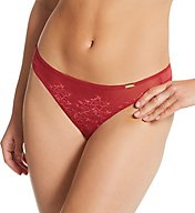 Gossard Glossies Lace Thong 13006
