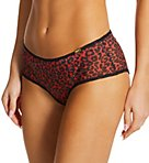 Gossard Glossies Leopard Short Panty 13104