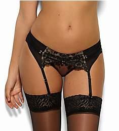 Gossard VIP Sparkle Suspender Garter Belt 15002