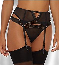 Gossard Sheer Seduction Suspender Garter Belt 15202