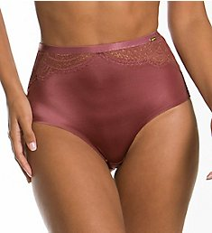 Gossard Shimmer Lace Deep Brief Panty 16804