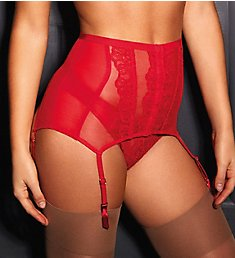 Gossard VIP Guipure Deep Suspender 17102