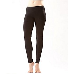 Hard Tail Flat Waist Ankle Legging W-452