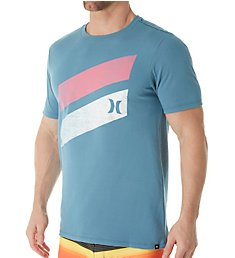 Hurley Icon Slash Push Through Premium Fit T-Shirt 892203