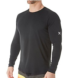 Hurley Dri-Fit Icon Quick Dry Tee Long Sleeve Surf Shirt 928186