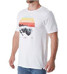 Hurley Premium Dusk Short Sleeve T-Shirt AJ1763