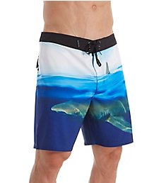 Hurley Phantom Clark Shark Week Boardshort AO9240