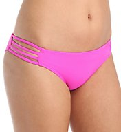 Hurley One and Only Solid Spider Swim Bottom HU85366