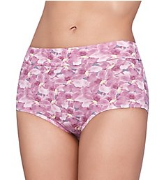 Ilusion Microfiber Smoothing High Rise Brief Panty 71001551
