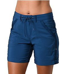 Jantzen Sporty Solids 5 Inch Rolled Walking Swim Short 21221H