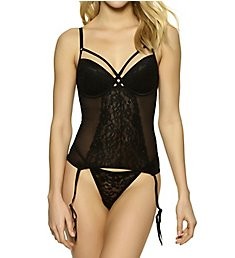 Jezebel Marie Strappy Bustier with G-String 999707