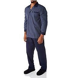 Jockey Big Man Woven Pajama Set JY407B