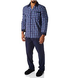 Jockey Big Man Woven Pajama Set JY407B
