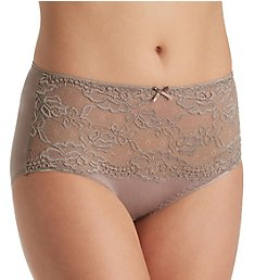 Jones New York Lace Front Panel Modern Brief Panty 610207