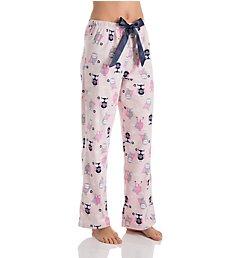KayAnna Owls Flannel Pajama Pant F20021O