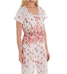 La Cera 100% Cotton Rosey PJ Set 1488