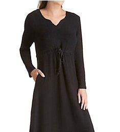 La Cera Comfort Long Gown 3554