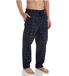 Lacoste Authentic Signature Print Woven Lounge Pant RAML120