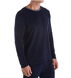 Lacoste Shower Terry Crew Neck RAML418