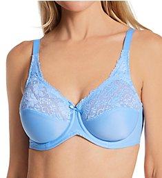 Lilyette Comfort Lace Minimizer Bra 0428