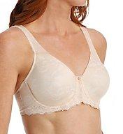 Lilyette Beautiful Support Lace Minimizer Bra 0977