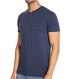 Lucky Cotton Stretch Crew Neck T-Shirt 00CLT10