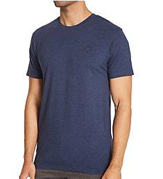 Lucky Cotton Stretch Crew Neck T-Shirt 00CLT11